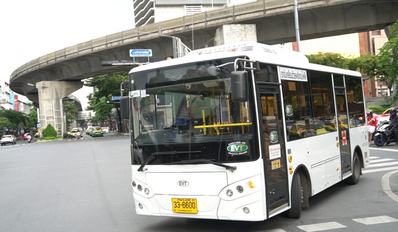 EVT E-BUS 7M full